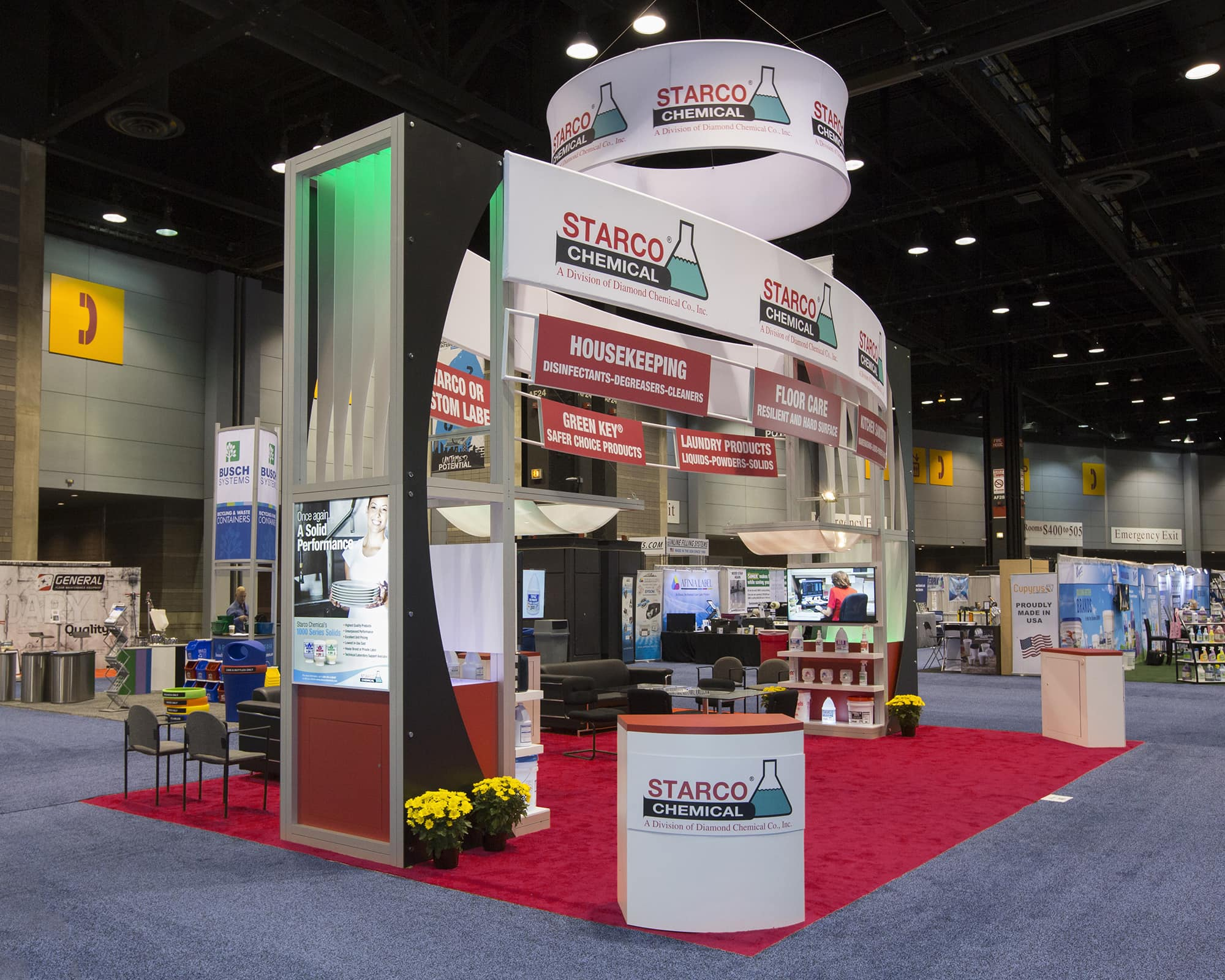 10 Sure Signs that Your Tradeshow Exhibit is a Blast from the Past