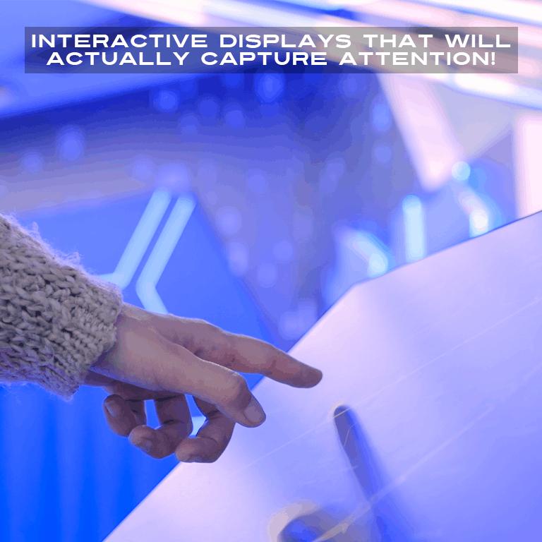 Interactive-displays